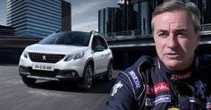 ¿Vas a dejar escapar el Peugeot 2008 by Carlos Sainz en edición limitada? 70 unidades hasta el 30 de Septiembre