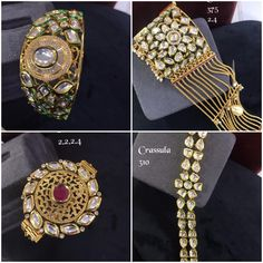 #bracelets #kada #kundan #meenakari #highquality #richlook  #Beautiful #lovely #elegant #festive #wedding #trendy #designer #exclusive #statement #latest #design #ethnic #traditional #modern #indian #divaazfashionjewellery available Grab them fast 😍😍 Inbox for orders & more details plz Or mail at npsales421@gmail.com Bangle Bracelets, Bracelet Watch, Bangles, Festive, Ethnic, Indian, Traditional, Elegant, Detail