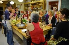 Culinary Adventures – take a cooking class : Sierra FoodWineArt: A lifestyle magazine