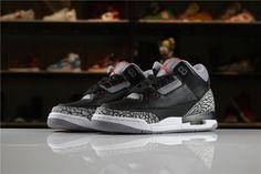 363a0b284eb Air Jordan 3 Black Cement 2018 Shoes Free Shipping 4 Jordan 3 Black Cement,  Air