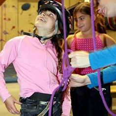 The Crux Climbing and Bouldering | 16 Awesome Birthday Party Ideas in Calgary