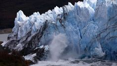 Perito Moreno Glacier, Argentina. This is an amazing glacier and I hope to see it again soon!