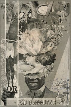 Laurindo Feliciano. Homesick. Collage, acrylic, pencil, Photoshop.