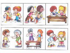 Album sous forme d& Kindergarten Activities, Learning Activities, Activities For Kids, Friendship Activities, Cartoon Books, Preschool At Home, Social Stories, Science And Nature, Kids Education