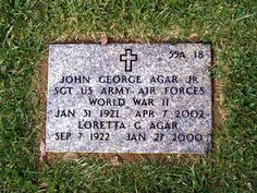 """John Agar (1921 - 2002) After coming to fame through his marriage to Shirley Temple he became an actor, he appeared mostly in Westerns, war movies and sci-fi thrillers, including """"Fort Apache"""", """"She Wore a Yellow Ribbon"""", """"Sands of Iwo Jima"""", """"The Mole People"""" and """"Big Jake"""""""