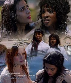 "Shadowhunters 2x06 ""Iron Sisters"""