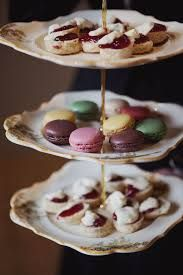 Image result for afternoon tea canapes