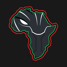 Check out this awesome 'African+Black+Panther' design on @TeePublic!