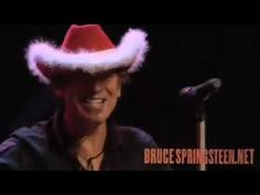 BRUCE SPRINGSTEEN ~ Santa Claus Is Coming To Town