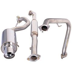 00-05 Mitsubishi Eclipse 4Cyl Catback Exhaust System. For product info go to:  https://www.caraccessoriesonlinemarket.com/00-05-mitsubishi-eclipse-4cyl-catback-exhaust-system/