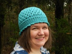 Crochet Hat  Vintage Inspired Crochet Hat  by Merchant3114 on Etsy