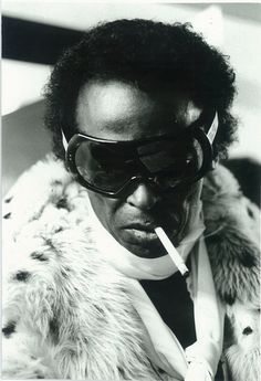 """Miles Davis...'the young don't know what it was like to be a """"true motherfucker""""...' 'Kind Of Blue' [1959], perhaps the greatest recording of atonal / modal jazz music ever produced...Hey Kids!...real musicians playing real instruments and reading music scores; 2 takes, no dubbing, no computers, no bullshit!...call it TALENT!"""