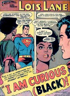 Superman a racist?
