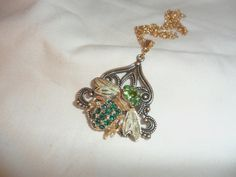 Steampunk  Harmony Necklace £10.00
