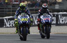 """MotoGP - Valentino Rossi: """"As rivalidades com Biaggi e Lorenzo foram especiais"""""""