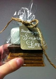 Favor idea for a summer wedding!