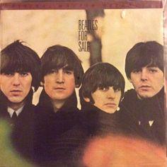 The Beatles - BEATLES FOR SALE   ORIGINAL SEALED MOBILE FIDELITY 1/2 SPEED LP | eBay