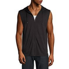 Msx By Michael Strahan Sleeveless Hoodie - JCPenney