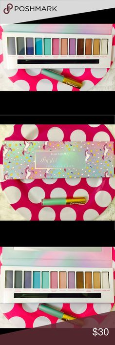 """🎉✨🦄Unicorn Pastel Dreams Matte eyeshadow palette Black heart pastels dream Matte palette ! And unicorn Matte lipstick ! Bundle brand new ! Prices ARE NOT"""" firm . Bundle and save ! Or offer xo my fellow unicorns ! Sephora Makeup Eyeshadow"""