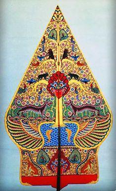Bilderesultat for wayang Western Logo, Indonesian Art, Batik Art, Javanese, Shadow Play, Shadow Puppets, Angel Art, Illustrations And Posters, Conceptual Art