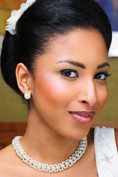 7.Wedding Hairstyles Black Women