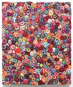 Omar Chacon, Sancocho Tunjuelito 2016, Acrylic on acrylic panel