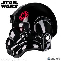 Star Wars Inferno Squad Commander Iden Versio Helmet Accessory
