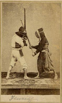 Fencing [Kendo]  Shimooka Renjo Studio