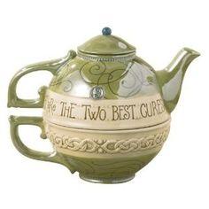 Celtic teapot- no credit found but so pretty.