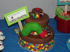 hungry caterpillar party ideas