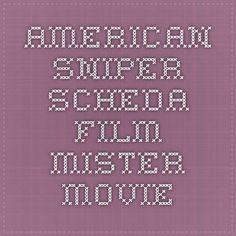 American Sniper - Scheda film - Mister Movie