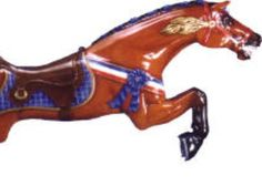 Meet the Salem's Riverfront Carousel horses