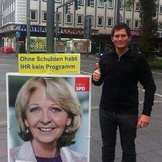 Wahlkampfendspurt in Bochum: Kreativ und engagiert - DAS ist meine FDP!