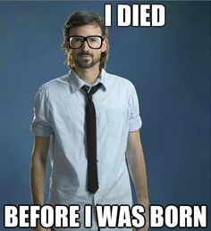 Hipster Faraday. LOST