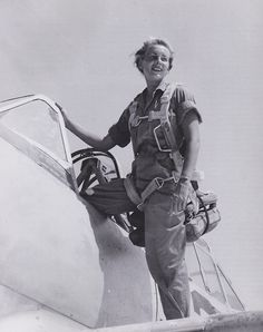 vintage photos of women pilots | WASP #women airforce service pilots #avenger field #wwii