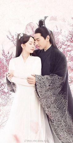 Ten Miles of Peach Blossoms/ Eternal Love- Mark Chao & Yang Mi: Perfect man and his deep love and devotion to one woman