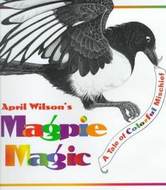 A wordless picture book that depicts a young artist who draws a picture of a magpie which then comes to life and interacts with a series of colorful drawings. Wordless Picture Books, Children's Picture Books, Crows Ravens, Australian Animals, Colorful Drawings, Magpie, Pictures To Draw, Book Activities, Autumn