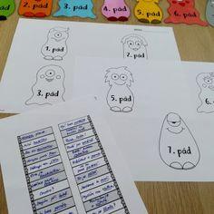 Produkt - URČOVÁNÍ PÁDŮ – PŘÍŠERKY A RUCE Learning, School, Ideas, Studying, Teaching, Thoughts, Onderwijs