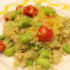 Quinoa Edamame Salad - Fitnessmagazine.com  Go to MuscleandMotion.com to download the free version of the 3D Muscle Anatomy & Strength Training Video Program – uniquely designed for Students, Personal Trainers, Therapists, Athletes, and Teachers.
