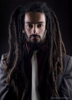 menwithlocs: Thick Freeform Locs! Beautiful!