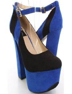 Shoehorne Anne51 - Womens Cobalt Blue High Heel Pumps, Pumps Heels, Stiletto Heels, Spring Shoes, Summer Shoes, Prom Heels, Court Shoes, Womens High Heels, New Shoes