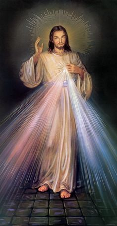 Jesus And Mary Pictures, Pictures Of Jesus Christ, Images Of Mary, Miséricorde Divine, Divine Mercy Image, Catholic Art, Catholic Saints, Jesus Drawings, Jesus Photo