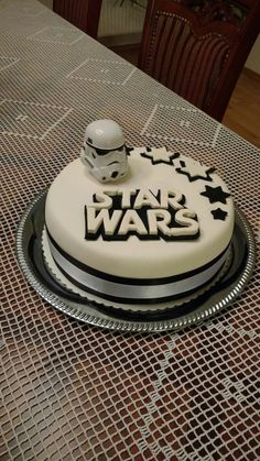 Tort Star Wars - autor Słodka Sosnowa