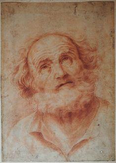 Giovanni Francesco Barbieri (Il Guercino), Saint Peter, c. 1639-50    necspenecmetu.tumblr.com  really beautiful!