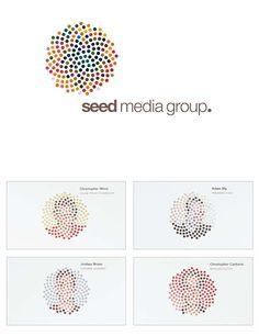 Seed Media identity (Sagmeister)