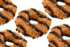 Why wait? Homemade Girl Scout Cookies: Samoas from Leite's Culinaria