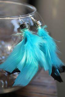 Feather Earrings Feather Earrings, Drop Earrings, Dream Catcher, Design, Jewelry, Decor, Dreamcatchers, Jewlery, Decoration