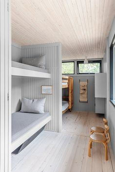 Barn House Conversion, Relaxation Room, Tiny House Cabin, Cabin Interiors, Wooden House, Mid Century House, Dream Decor, Minimalist Home, New Room