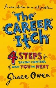 The Career Itch - 4 Steps for Taking Control of What You Do Next Help Me, My Books, Career, My Love, Reading, Carrera, Reading Books
