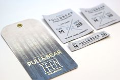 Labels PULL&BEAR Teen Collection